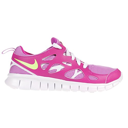 Nike Unisex Kinder Sneaker Low Free Run 2 (GS)