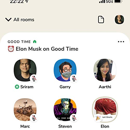 Elon Musk + Vlad Tenev on The Good Time Show Podcast By  cover art