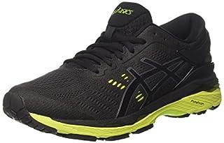 ASICS Men's Gel-Kayano 24 Running Shoes, Black (Black/Green Gecko/Phantom), 12.5 UK (B06ZY8WZM7) | Amazon price tracker / tracking, Amazon price history charts, Amazon price watches, Amazon price drop alerts