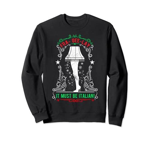 Funny Christmas Fragile Definition Ugly Knit CZ2V9NKHQAG