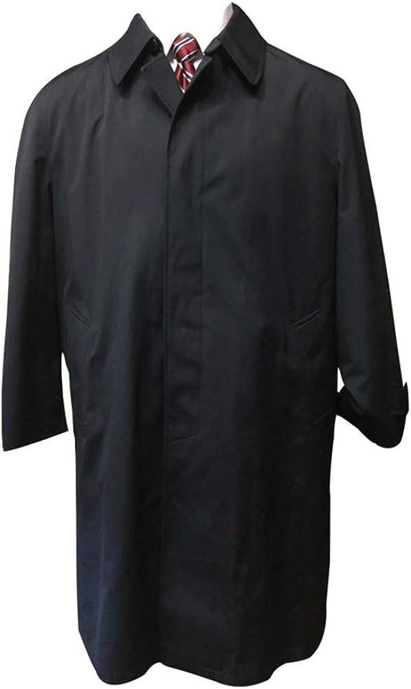 Millennium Collection 46 Long Rain Coat Navy 46L
