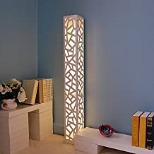 Carl Artbay Creative Floor Lamp Home Design Minimalist Modern Bedroom Living Room Night Light Hollow-Out Carved Shade