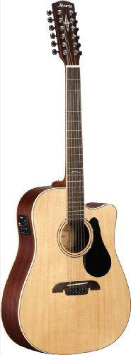 Alvarez AD60-12CE Artist Series Guitar