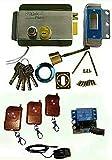 JKPlus Link Plus Electronic Stainless Steel Door Lock for House Main Metal Door