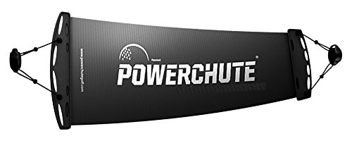 POWERCHUTE Golf Speed Trainer Increases Swing Speed by 10mph, Adds 30+ Yards in Distance in 60 Seconds. Used by Jason Zuback, 5X World Long Drive Champion. Proven Golf Swing Trainer Aid for All Levels