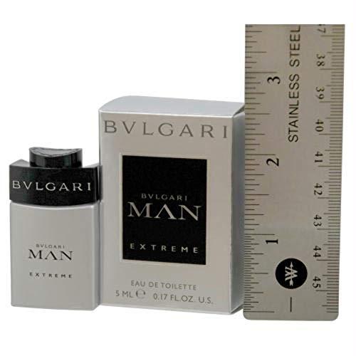 Bvlgari Man Extreme Eau De Toilette Miniature 5 ml (man)