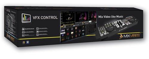 MixVibes VFX Midi Controller