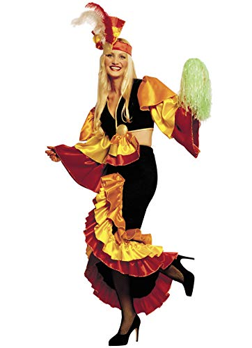chiber - Disfraz Brasilea para Mujeres