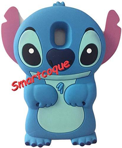 smartcoque Samsung Galaxy j3 2017 Cartoon Funda Silicona Carcasa Lilo et Stitch Cartoon Gel de Silicona Carcasa Funda de Caucho para Samsung Galaxy J3 ...