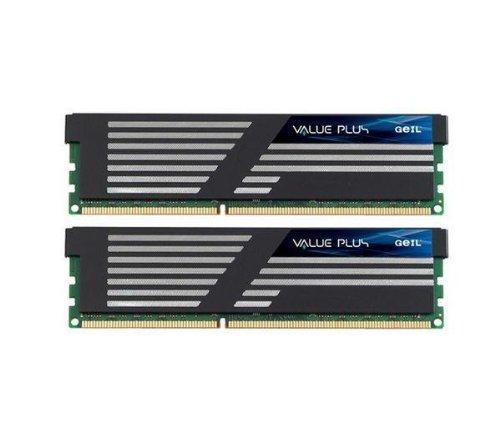 G.E.I.L. PC3-10600 Arbeitsspeicher 8GB (1333 MHz, 240-polig) DDR3-RAM Kit