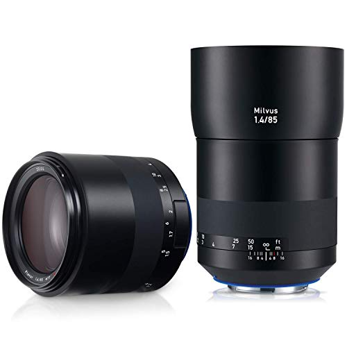 ZEISS Milvus 1.4/85 für Canon DSLR Kameras (EF-Mount)