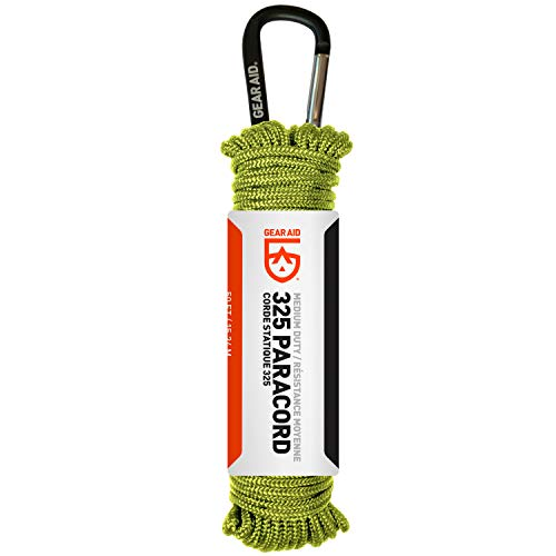 Gear Aid 325 Paracord and Carabi...