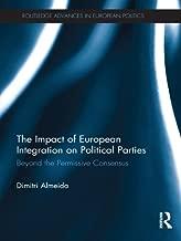 The Impact of European Integration on Political Parties: Beyond the Permissive Consensus (Routledge Advances in European Politics Book 84)