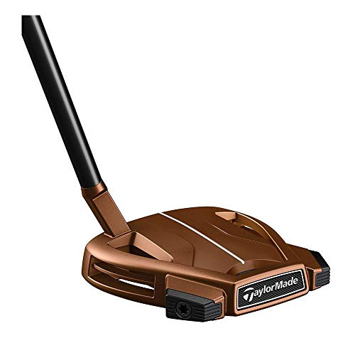 TaylorMade Golf Spider X Putter, Copper, #3 Hosel, Right Hand, 35'