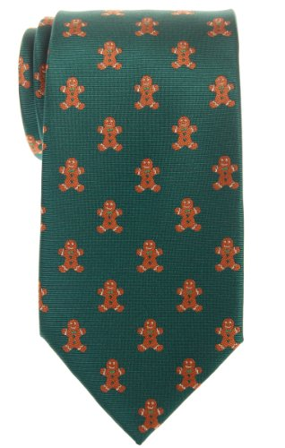 Retreez Christmas Gingerbread Man Woven Microfiber...