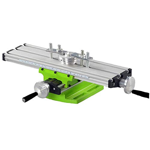 Compound Table Working Cross Slide Table Worktable for Milling Drilling Bench Multifunction Adjustable X-y Kentucky