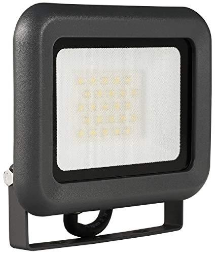 Lumira LED Strahler, 20W Flutlicht |wasserdichter LED Fluter, IP65 | Scheinwerfer Neutralweiß | Außenstrahler für Garage, Garten, Sportplatz