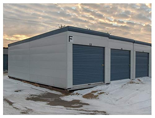 Learn More About DuroSTEEL JANUS 9'x9' Commercial 1000 Series Metal Roll Up Door & Hardware DiRECT
