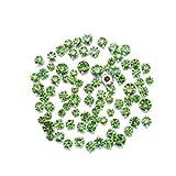 ¡Envío gratis!Color garra taladro tamaño de forma cristal cristal coser diamantes de imitación con garra plateada vestido de novia Diy