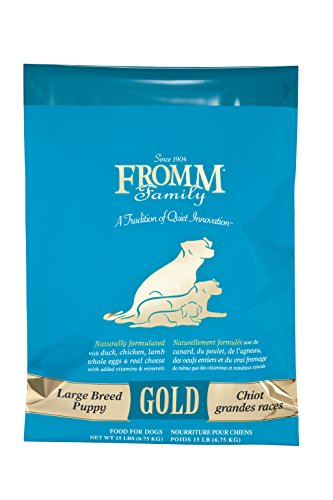 Fromm Family Foods Gold Large Breed 15 Lb Puppy Dry Food