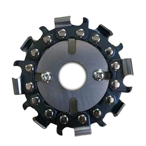 Chaoxiner 2,5 Zoll 8 Zahn Holzschnitzerei Scheibe,Sägeblatt Für Die Holzbearbeitung Schlitzschnittstück
