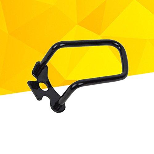 VORCOOL Universal Mountainbike Schaltwerk Schutzfolie (Schwarz) - 7