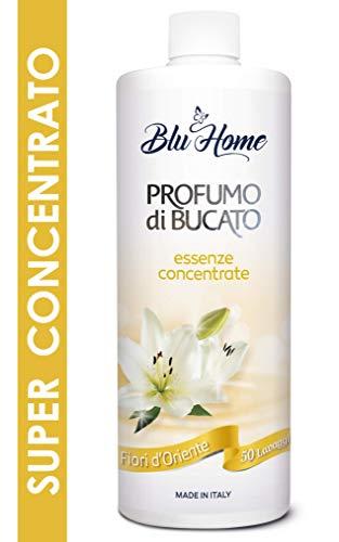 BLU HOME Wäscheparfüm Konzentriert (Orientalische Blumen, 500 ml)