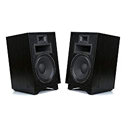 Klipsch Heresy III Floorstanding Speaker Pair (Black)