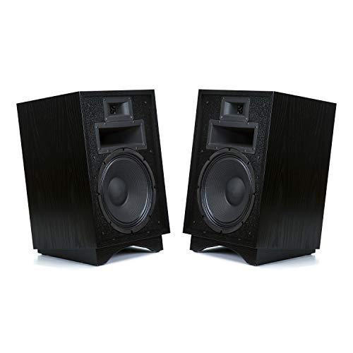 %5 OFF! Klipsch Heresy III Floorstanding Speaker Pair (Black)