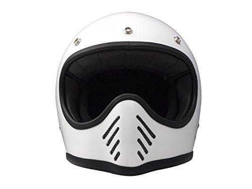 DMD 1FFS40000WH03 Seventyfive Casco Moto, Bianco, M