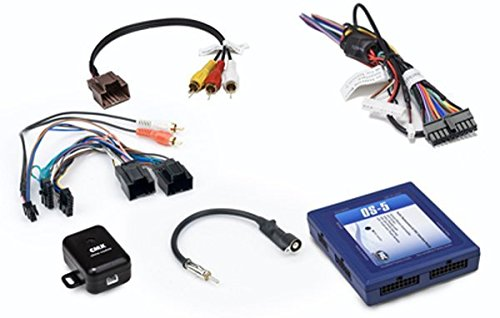 Price comparison product image PAC OS5 OS-5 Radio Replacement Interface with Onstar Retention