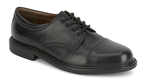 Dockers Men's Gordon Leather Oxford Dress Shoe,Black,9 M US