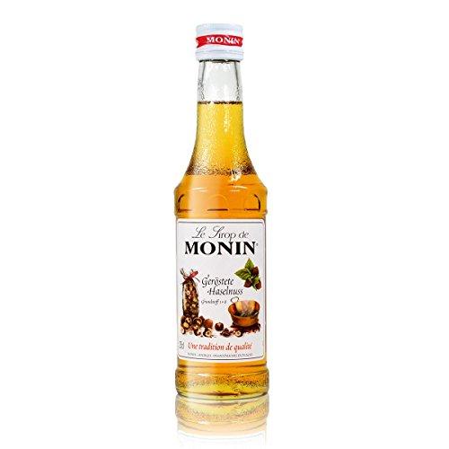 Monin Sirup Geröstete Haselnuss 250 ml