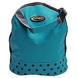 LoveAloe Orange Red Mittagessen Bento Bag Verdicken Freizeit Einkaufstasche Kühler Handtasche Neue Babyflasche