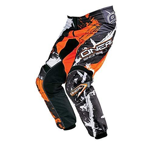 O'NEAL Kinder Motocross Hose Element Shocker Youth, Orange, 26/42, 0124S-55