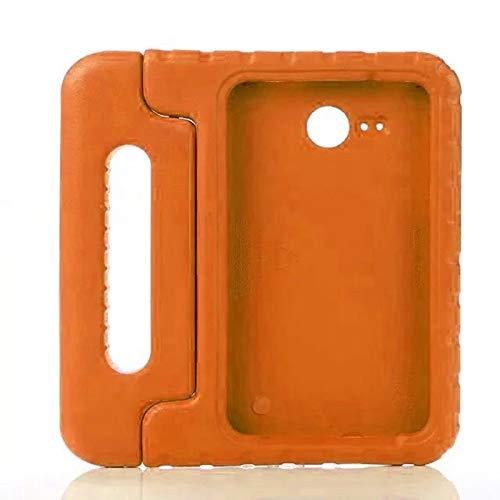 QiuKui Tab Funda para Samsung Galaxy Tab a A6 7.0 Pulgadas, Cubierta a Prueba de Golpes EVA Funda para niños Tableta Cubierta Cubierta para Samsung Galaxy Tab A A6 7.0 Pulgadas 2016 SM-T280 SM-T285