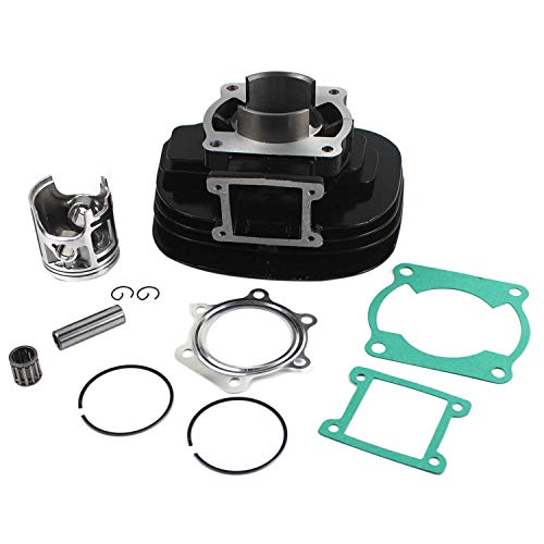 PANGOLIN Cylinder Piston Gasket Top End Rebuild Kit for Yamaha Blaster 200 YFS200 Aftermarket Parts with 3 Month Warranty