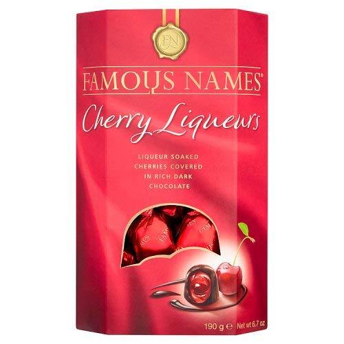 Nombres famosos de licor de cereza 190g