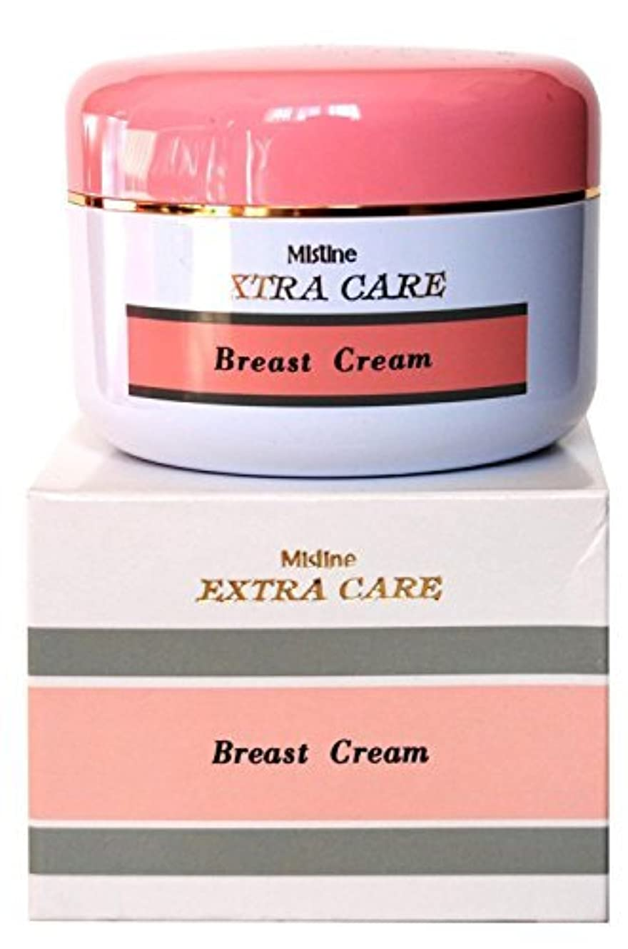 高揚した警告する装置Mistine Extra Care Breast Firming and Lift up Cream [並行輸入品]