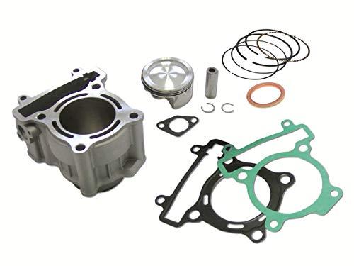 Zylinder Ersatzteil für/kompatibel mit Yamaha WR 125 X/R/MT 125 / YP 125 / YZF-R 125 ccm