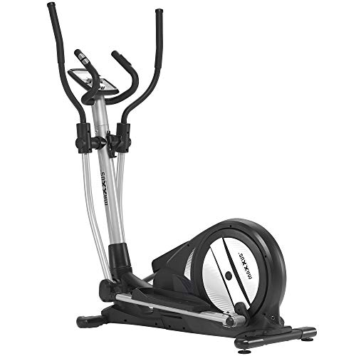 MAXXUS CX 3.0 Cross-trainer – Ellipse trainer with small space requirement in studio quality, Bluetooth control – extremely sturdy frame construction for users with weights up to 135 kg.