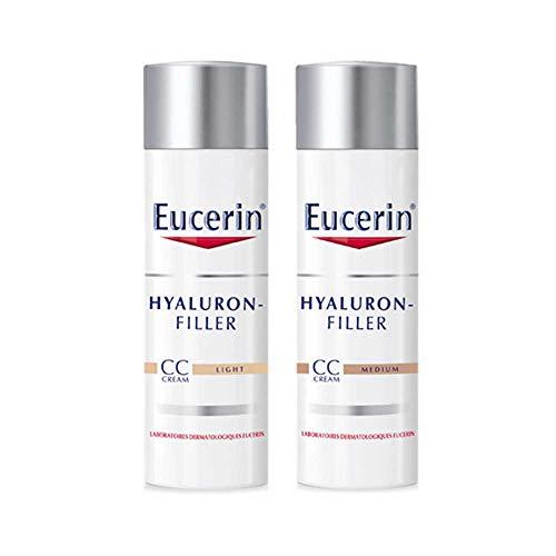 Eucerin Hyaluron Filler CC Cream SPF15 Light 50 ml