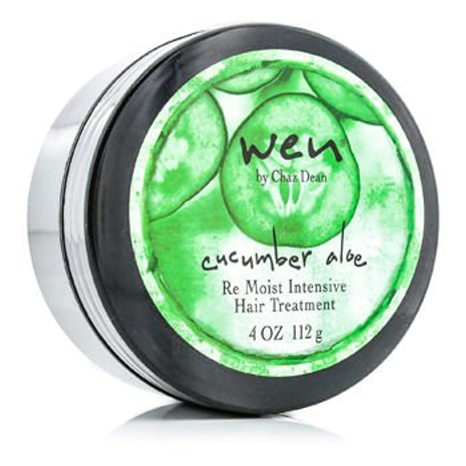 激怒マネージャー累計[Wen] Cucumber Aloe Re Moist Intensive Hair Treatment 112g/4oz