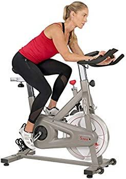 Sunny Health & Fitness Synergy Series Indoor Cycling Exercise Bike