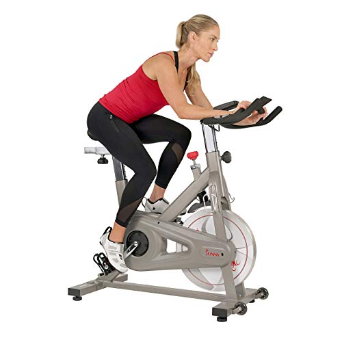 Sunny Health & Fitness Synergy Magnetic Indoor Cycling Bike Synergy Pro