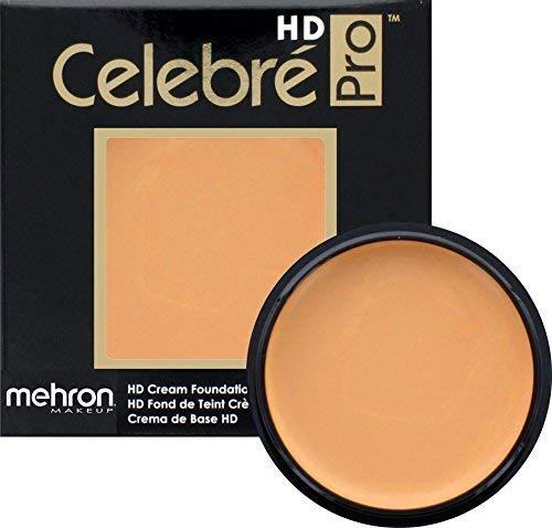 Mehron Makeup Celebre Pro-HD Cream Face & Body Makeup (0.9 oz) (LIGHT 4)