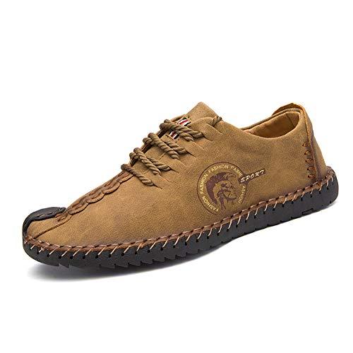 Hommes Chaussures Cuir Mocassins Casual Bateau Conduite...