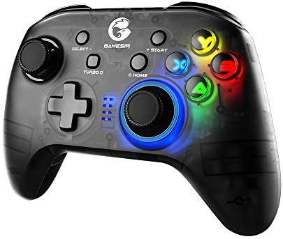 GameSir T4 Pro Wireless Bluetooth Controller for Nintendo Switch PC Controller with LED Backlight product image