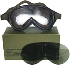 Best sun wind and dust goggles Reviews