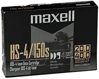 MAX200028 - Maxell 1/8amp;quot; DDS-4 Cartridge (Renewed)